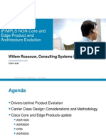 Cisco NGN Solution and Architecture Strategy w Rossouw