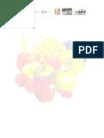 Avances de La Linea de Accion de Nutricion