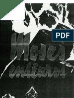 Aller, Konradin - Moses Entlarvt - Die Wunder Mosis Als Luftelektrische Vorgaenge (1936, 46 S., Scan, Fraktur)