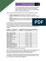 Asignaturas Complementarias UdeC