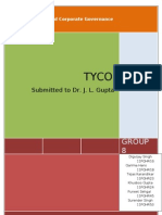 Group 8 Tyco