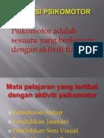 Definisi psikomotor (1)