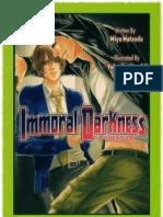 Oscuridad Inmoral