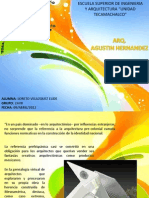 Agustin Hernandez Teoria de La Arquitectura