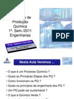 Aula 02 - Fundamentos e Quimica Verde - 11.02.11