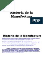 Historia de La Manufactura Autotriz (Resumen Del Libro La Maquina Que Cambio Al Mundo