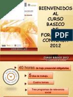 Presentacion c.b.c.2012
