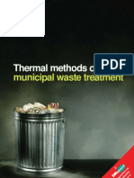 1826-00237 - Thermal Methods of Municipal Waste Treatment