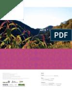 Catalogo Arte e Sustentabilidade