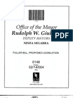Box 02-14-004 Folder 0148 (Fuller Bill to Weed Out Alleged Corruption in Foster Care)