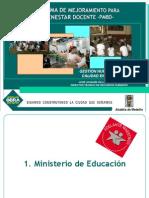 Presentacion Programa de Bienestar Docente