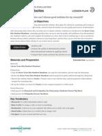 4-5-evaluation-rating websites-lessonplan