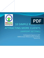 HiMAS 10 Simple Rules in Attracting More Clients