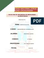 Informe de Microbiologi