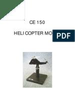 Heli Ce150 Manual