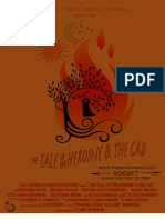 9644b0ae2f The Tale of the Heroine and the Cad - Press kit