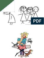 Desenhos Atividade Bom Samaritano