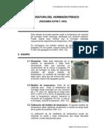 Resumen ASTM C1064