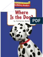 K.4.1 - Where Is the Dog
