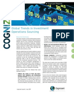 Global Trends in Investment Operations Outsourcing