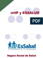 Onp y Essalud Mayo 2009