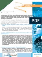 Newsletter Riverland - Juillet 2012 - N'5
