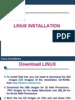15860 Linux Installation