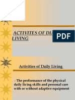 15330480 Activites of Dialy Living