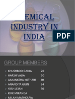 Chemical Industry Presentaion
