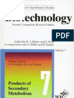 Products of secondary metabolism:Wiley encyclopedia