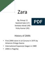 Zara procurement