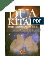 Dua kitabı- imam iskender ali mihr