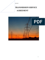 Transmission Service Agreement