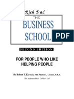 The Business School by Robert T. Kiyosaki
