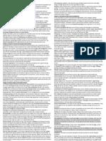 Information Systems Notes Cheatsheet Version