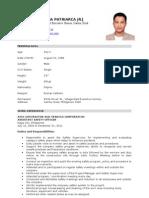 Jr Resume July 2012 (1)