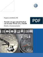 425- Motor TSI 1-4l Ecofuel Gas Natural