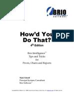 Brio Tips and Tricks 3