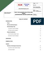 Engineering Design Guideline- Hx Rev 3