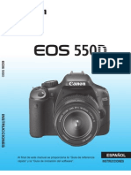Manual Eos 550d Es
