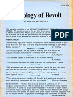Anthology of Revolt