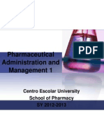 Pharm Ad Chapter 1