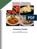Armenian Cookbook