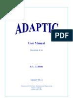 Adaptic Manual
