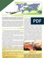 Informativo Sobre Missões nº1