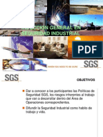 Induccion de Seguridad Industrial