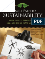 Sustainability of SME's