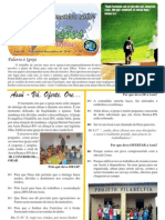 Informativo Sobre Missões nº10