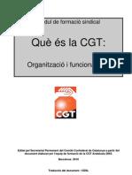 Que es la CGT