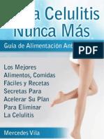Celulitis Nunca Mas-Dieta